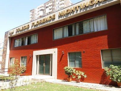Foto fachada colegio Florence Nightingale