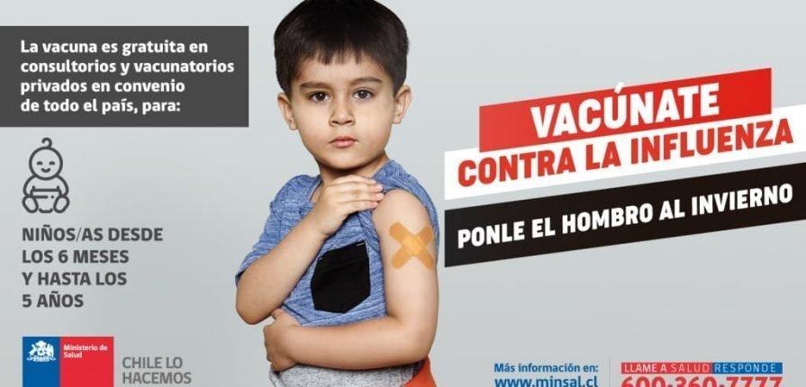 Vacuna Influenza - Colegio Florence Nightingale